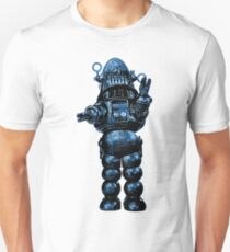 Robby The Robot Slim Fit T-Shirt