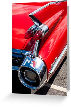 Cadillac Fin by INFIDEL