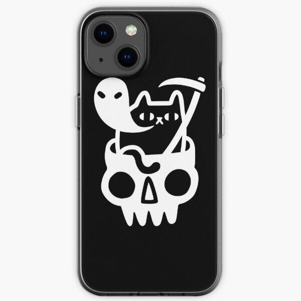Doom Cat iPhone Soft Case