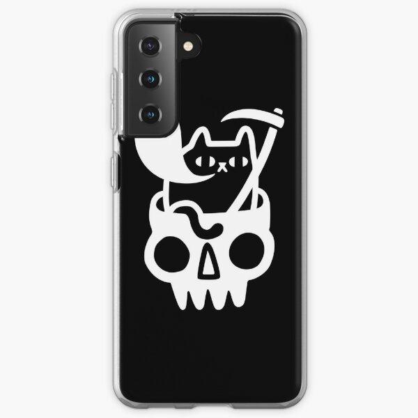 Doom Cat Samsung Galaxy Soft Case