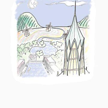 Huis Ten Bosch by ldsdonuts