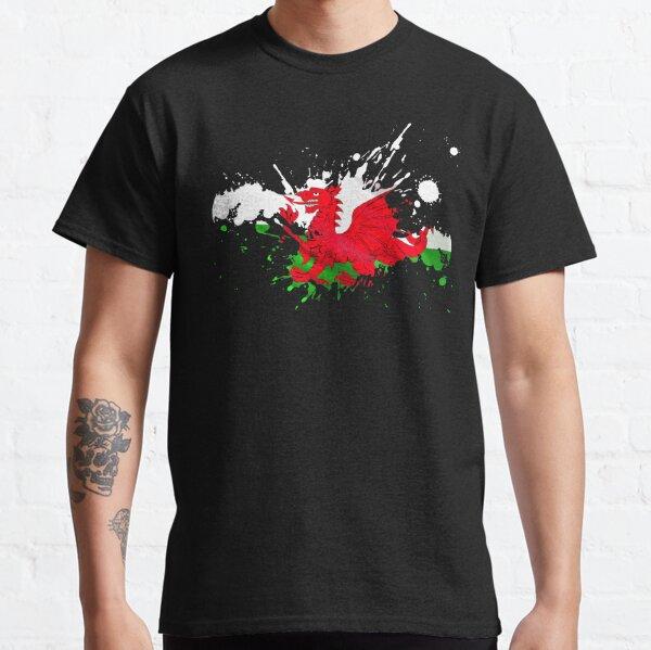 Wales Flag Classic T-Shirt