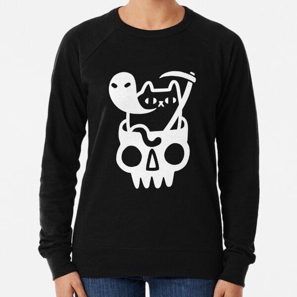 Doom Cat Lightweight Sweatshirt