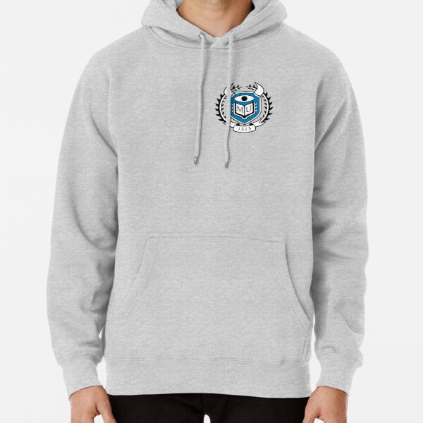 Monsters University Logo (Small) Pullover Hoodie