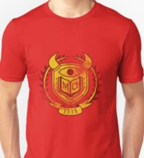 ROR Themed Distressed Logo Unisex T-Shirt