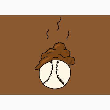 Brown Ball by llamafist