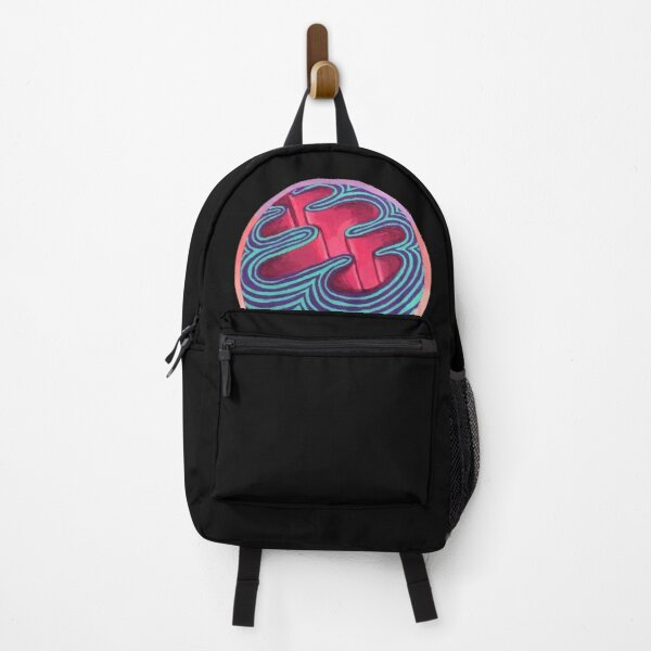 Rainbow pit Backpack