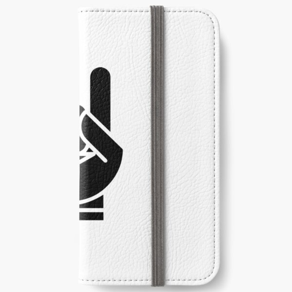 rock signe iPhone Wallet