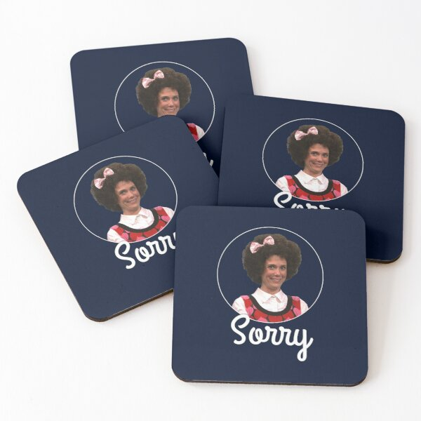 Sorry - Gilly Coasters (Set of 4)