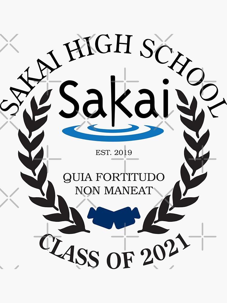 Sakai High School - Class of 2021 by brainthought