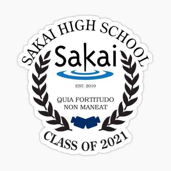 Sakai High School - Class of 2021 Sticker