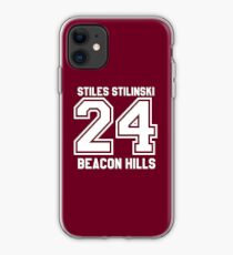 Teen Wolf Cool Stuff Mrs Stilinski iphone case