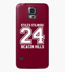 Stiles Stilinski #24 Hülle & Skin für Samsung Galaxy