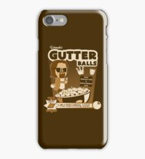 GutterBalls iPhone Case/Skin
