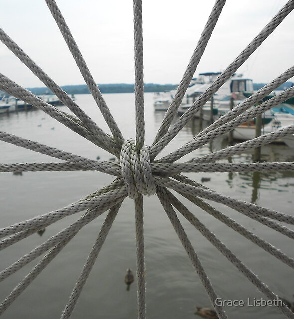 Alexandria Virginia Waterfront  by Grace Lisbeth