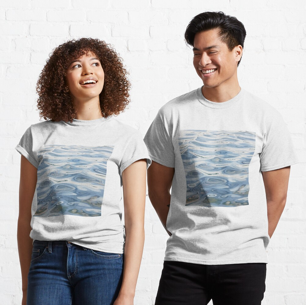Intention - water painting Classic T-Shirt