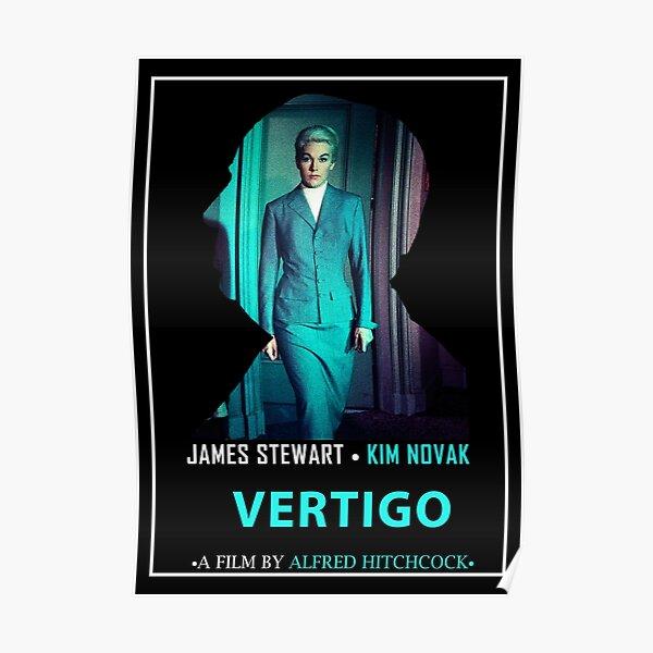 Vertigo Film Poster Poster