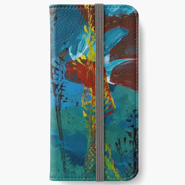 Just A Vibe iPhone Wallet