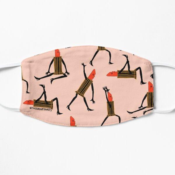 Stretching Lipsticks Flat Mask