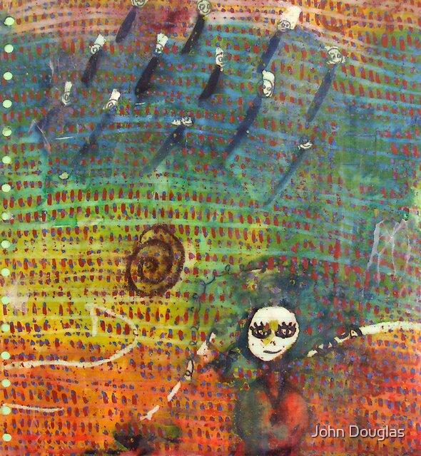 Tarot Will Teach You/ Woodland  by John Douglas