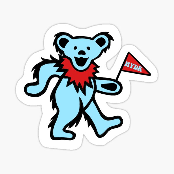HYDR Sticker
