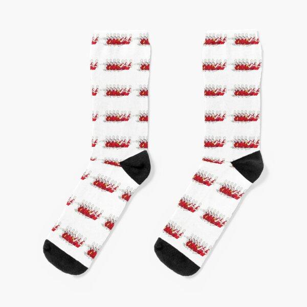Rower Socks