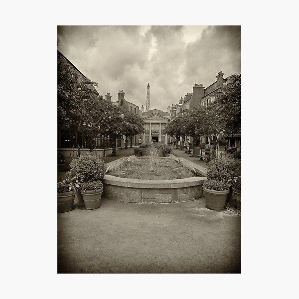 La Belle France!  Photographic Print