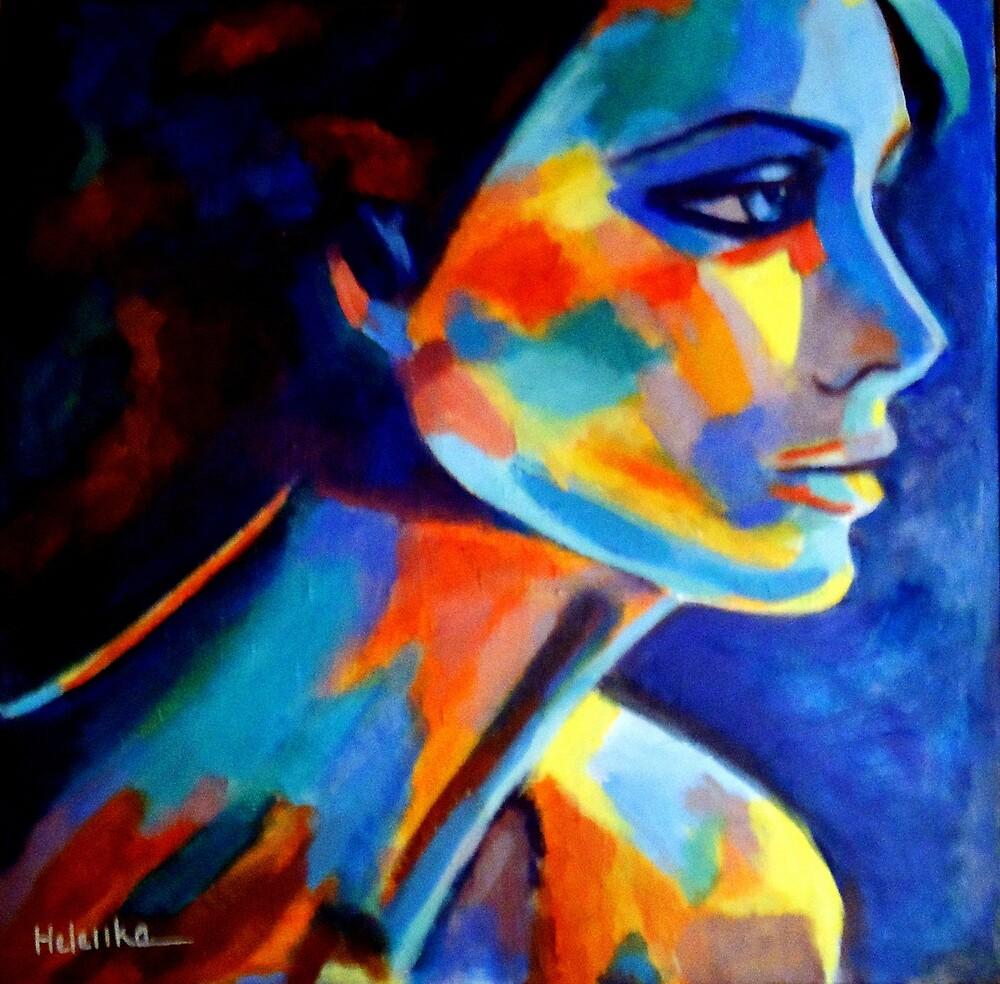"""Shadows and silence"" by Helenka"