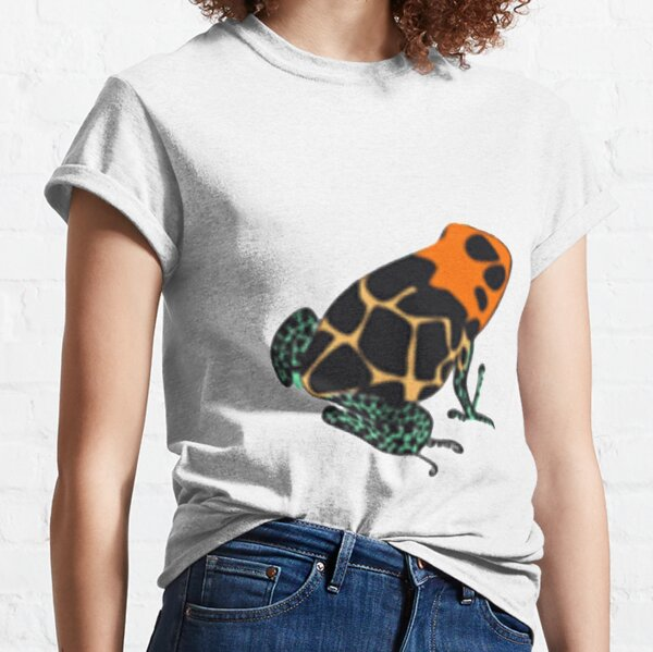 Strawberry Poison Dart Frog Classic T-Shirt