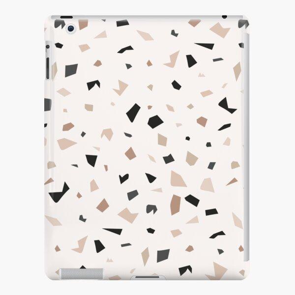 Terrazzo Earthy Marble Pattern iPad Snap Case