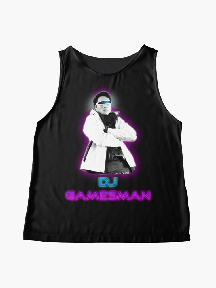 Alternate view of DJ Gamesman Sleeveless Top