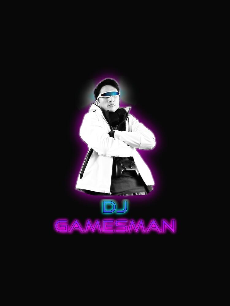 DJ Gamesman by ajahks