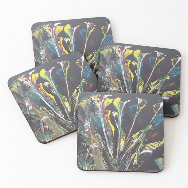 Touch of Light Coasters (Set of 4)