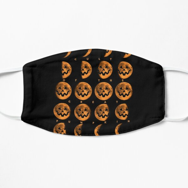 Cult of the Great Pumpkin Moon Phases Mask