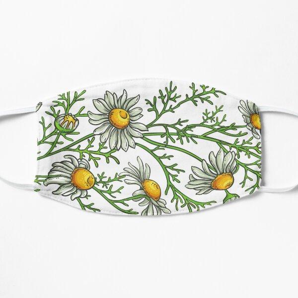 Chamomile Flowers  Flat Mask