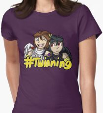 #Twinning [Kid Icarus: Uprising] Women's Fitted T-Shirt