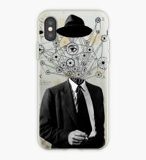mr wheels-in-motion iPhone Case
