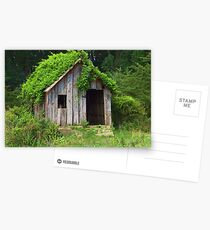 Vines Upon the Roof Postcards
