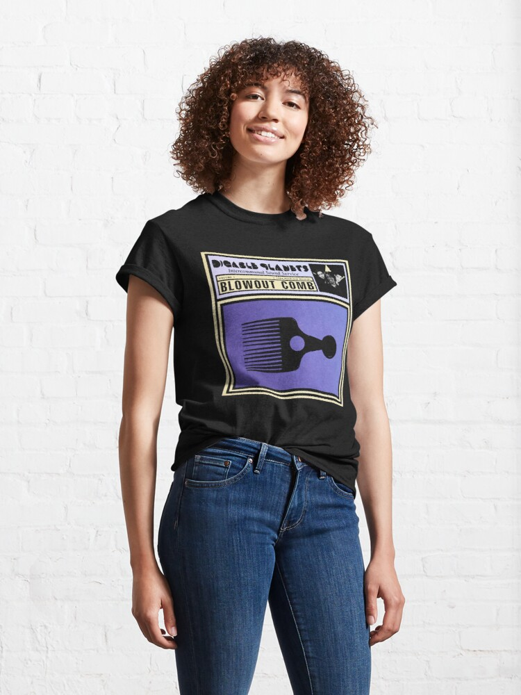 Alternate view of Digable Planets Classic T-Shirt