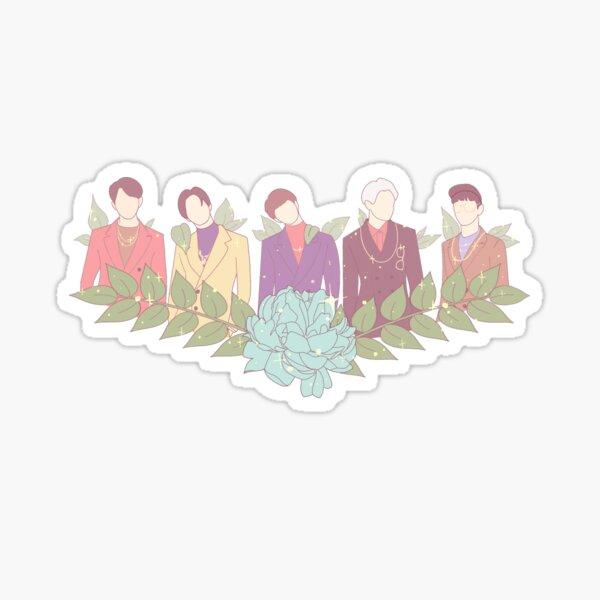 5HINee 1of1 aesthetic  Sticker