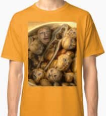 We're all nuts #1 Classic T-Shirt