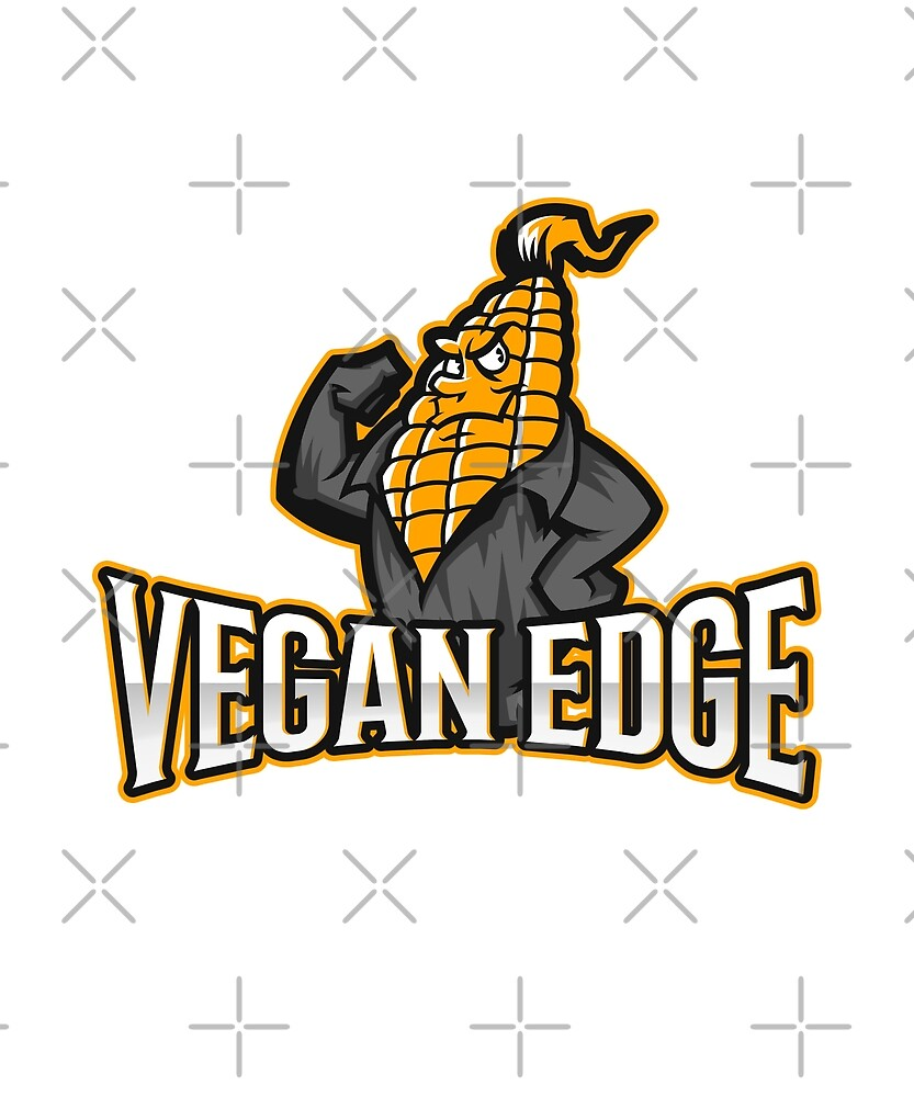 Vegan Edge with Strong Corn by Sweevy Swag