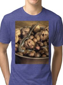 We're all nuts #2 Tri-blend T-Shirt