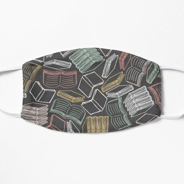 So Many Books...  Mask