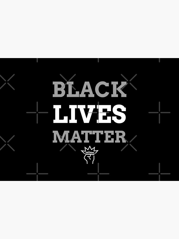 Black Lives Matter Civil Rights Solidarity Equality  by mexicandoo