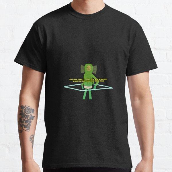 No No Square Classic T-Shirt