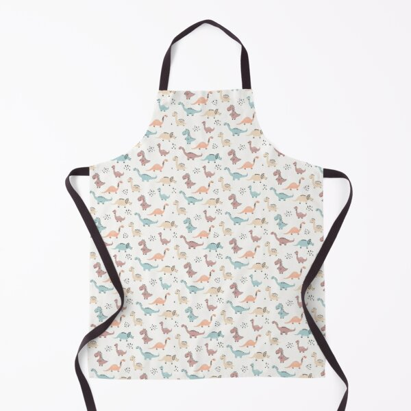 Dashing Dinosaurs  Apron