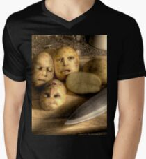 In cold starch T-Shirt