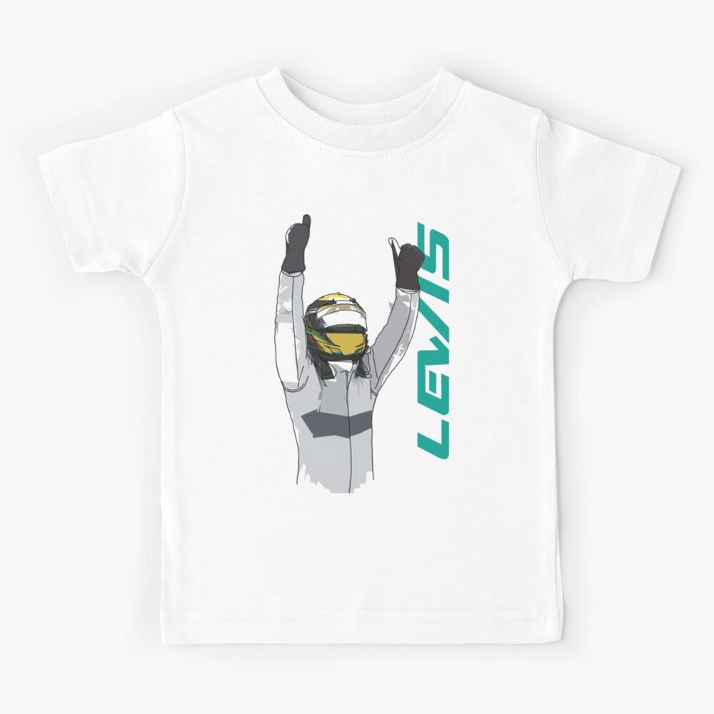 Lewis Hamilton Kids T-Shirt