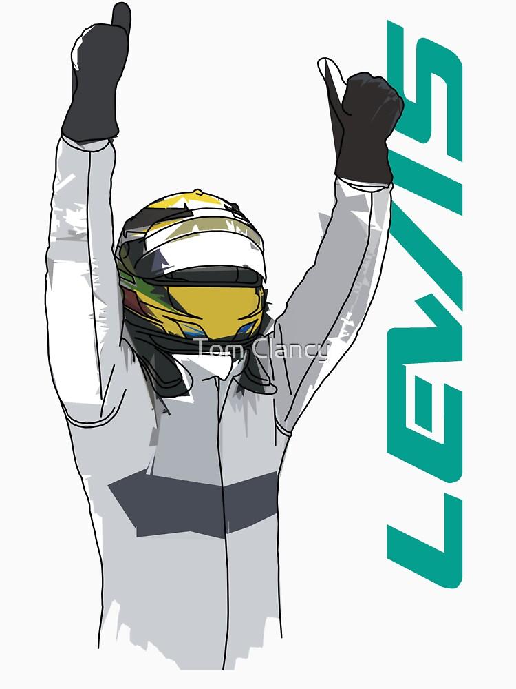Lewis Hamilton | Unisex T-Shirt